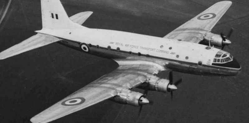 Experiences of Air Travel Hastings